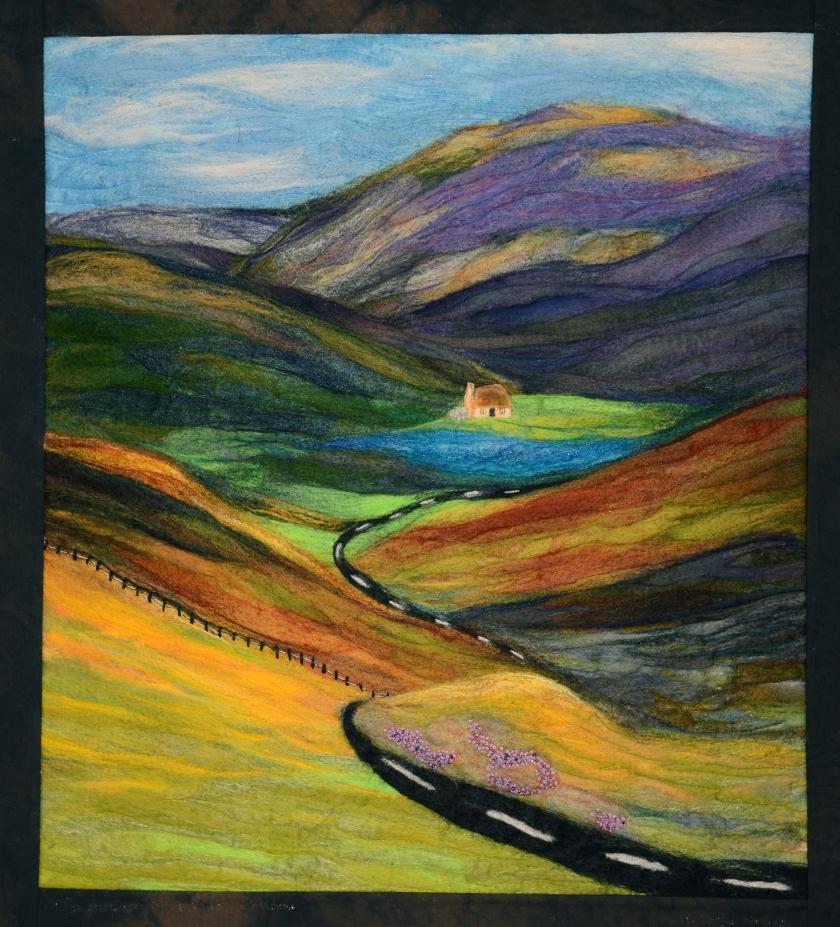 Grampian Mtns Scotland